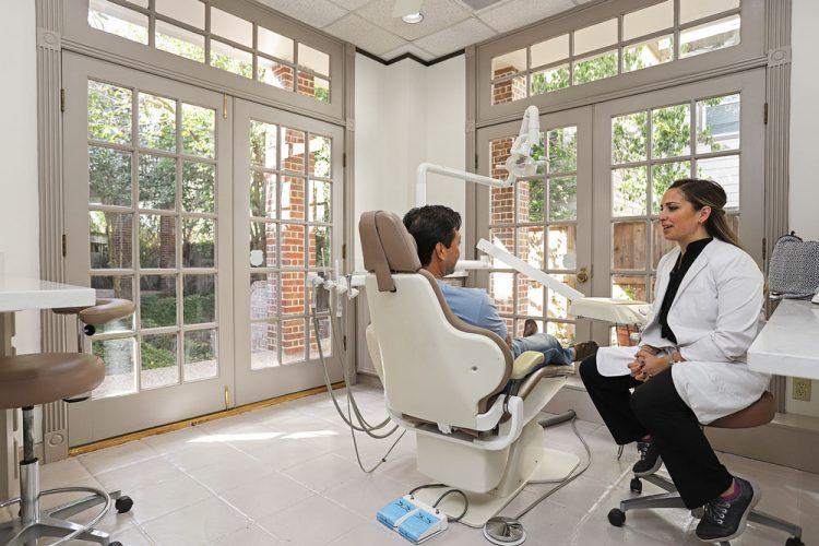 Brighten Dental Dr. Roozbeh