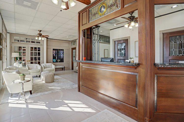 Brighten Dental Waiting Room